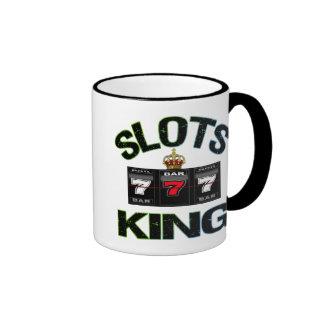 Slots King Ringer Mug