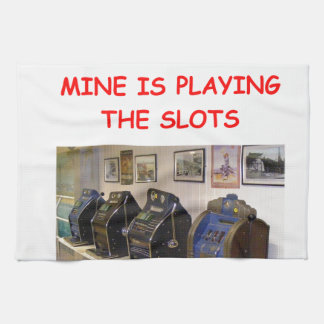 slots player towels