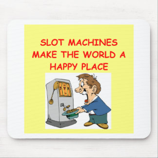 slots player mouse pad