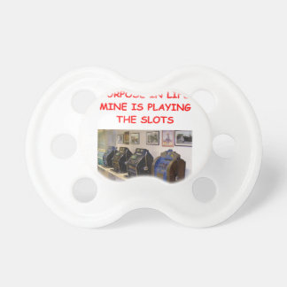 slots player BooginHead pacifier