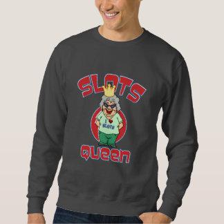 Slots Queen - Customize Slot Machine Sweatshirt