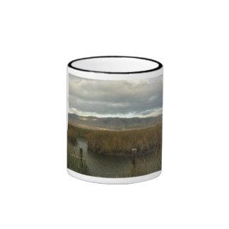 Slough and Mountains Mug