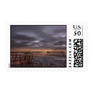 Slough before Dawn Postage Stamps