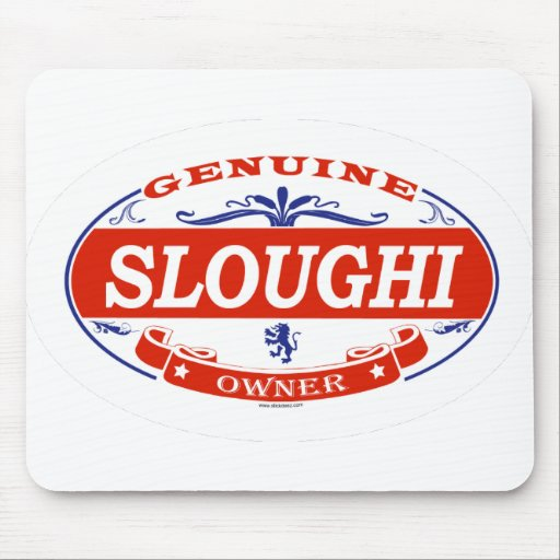 SLOUGHI_ MOUSE PAD