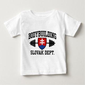 Slovak Bodybuilder Baby T-Shirt