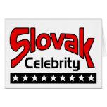 Slovak Celebrity Cards