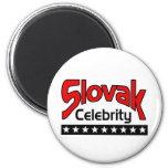 Slovak Celebrity Fridge Magnets