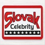 Slovak Celebrity Mouse Pads