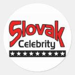 Slovak Celebrity Stickers