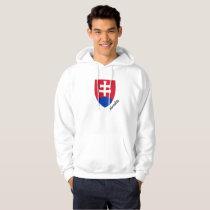 Slovak Coat arms Hoodie