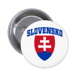 Slovak Emblem Buttons