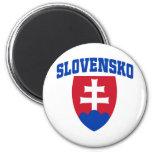 Slovak Emblem Magnet