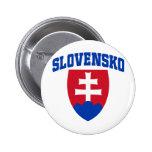Slovak Emblem Pins
