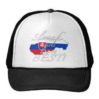 Slovak Girls Do It Best! Trucker Hat
