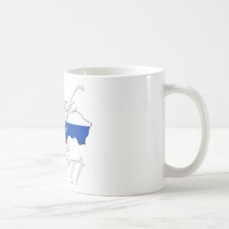 Slovak Girls Do It Best! Classic White Coffee Mug