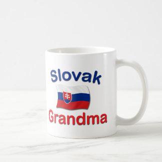 Slovak Grandma Coffee Mug