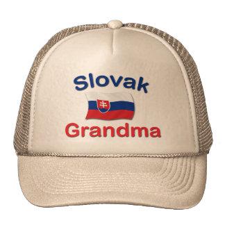 Slovak Grandma Trucker Hat