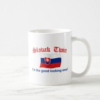 Slovak Twin Good Looking One Classic White Coffee Mug