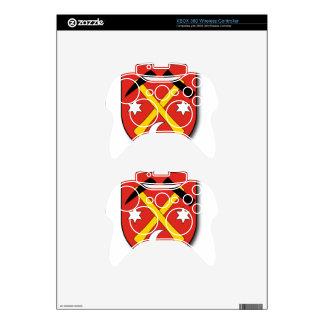 Slovakia #2 xbox 360 controller skins