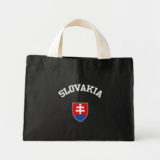 Slovakia Canvas Bags