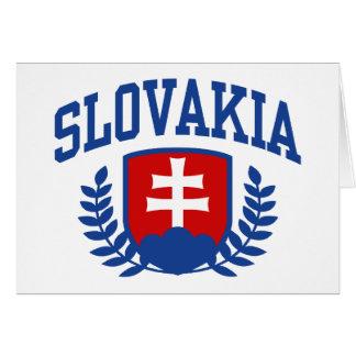 Slovakia Card