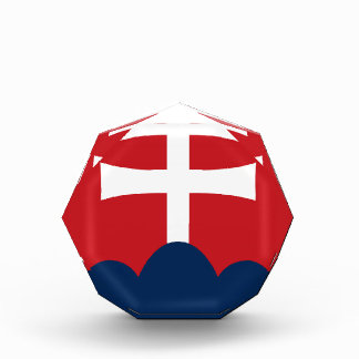 Slovakia Coat of Arms Award