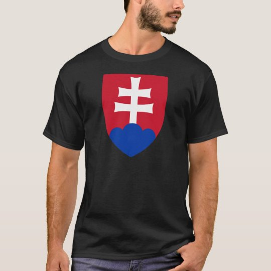 Slovakia Coat of Arms detail T-Shirt