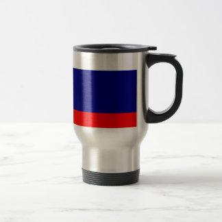 Slovakia Flag 15 Oz Stainless Steel Travel Mug