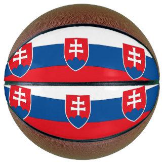 Slovakia Flag Basketball