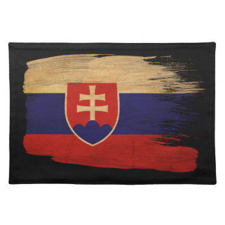 Slovakia Flag Placemat