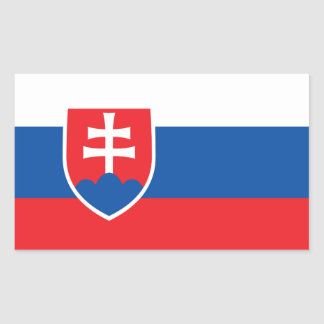 Slovakia Flag Stickers*