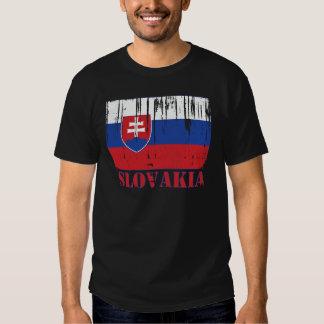 Slovakia Flag World T-shirt