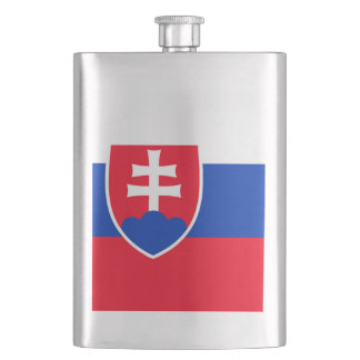 Slovakia Flask