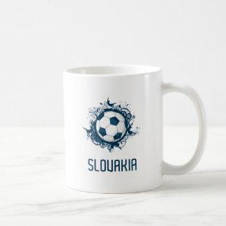Slovakia Football Classic White Coffee Mug