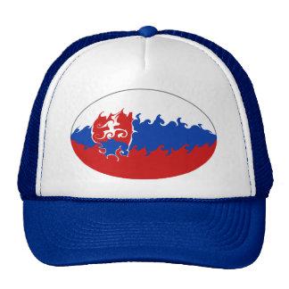 Slovakia Gnarly Flag Hat