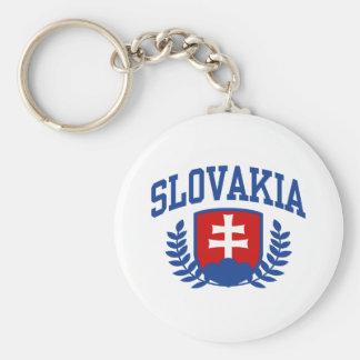 Slovakia Keychain