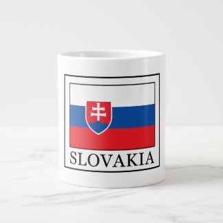Slovakia Large Coffee Mug