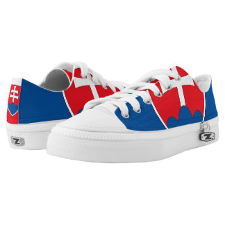 Slovakia Low-Top Sneakers