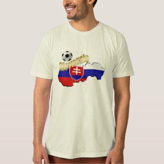 Slovakia  Map bend it Slovaks Slovensko gifts T-Shirt