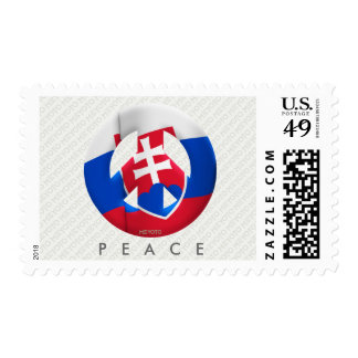 Slovakia Meyoto Postage Stamp