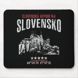 Slovakia Mouse Pad