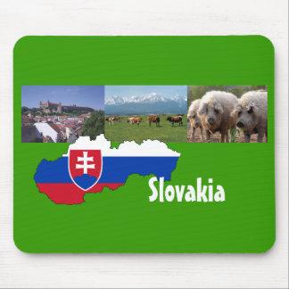 Slovakia Mouse Pad 1