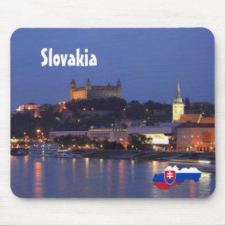 Slovakia Mouse Pad 2