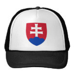 Slovakia Official Coat Of Arms Heraldry Symbol Trucker Hat