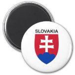 Slovakia Refrigerator Magnet