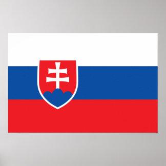 Slovakia – Slovak Flag Poster