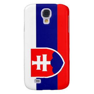 Slovakia Slovakian national Flag  Galaxy S4 Cover