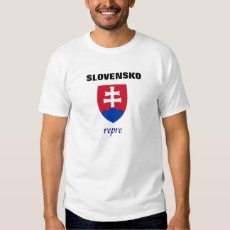 "Slovakia Slovensko ""repre"" Tee Shirt"