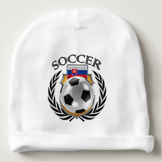 Slovakia Soccer 2016 Fan Gear Baby Beanie