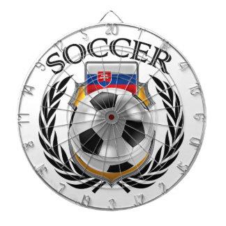 Slovakia Soccer 2016 Fan Gear Dart Board